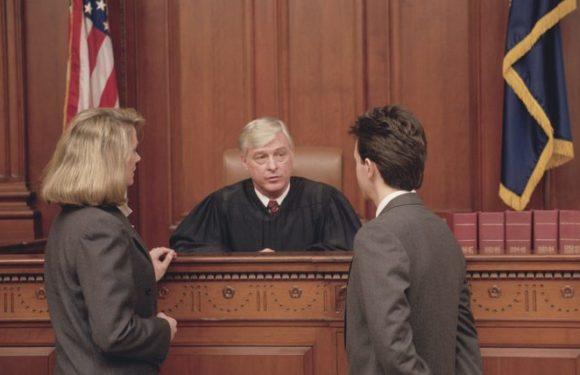 Divorce Judge