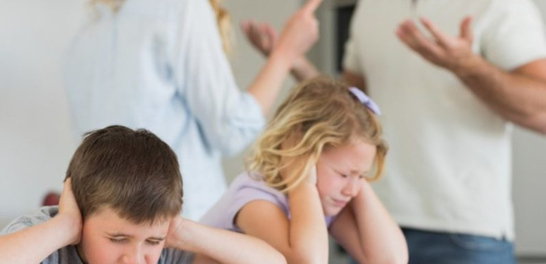 How to Minimise the Impact of a Divorce on your Children