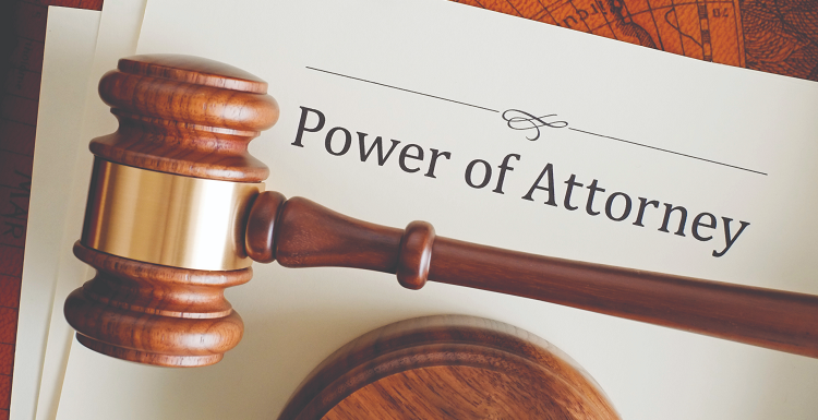 Power Attorney For The Realtor