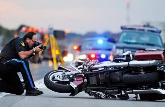 How Should You Deal With A Motorcycle Accident Injury?