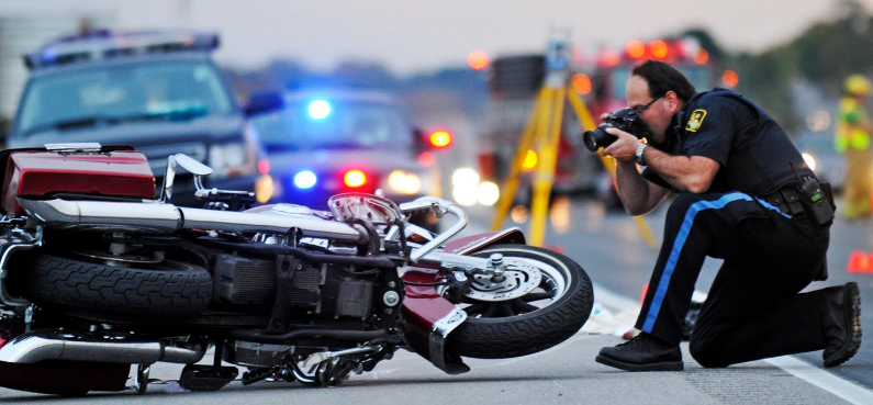 Involved In Motorcycle Accident? Consider Hiring A Lawyer Immediately!