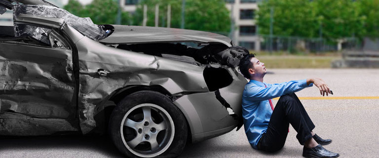 The Physical Impact of Traffic Accidents